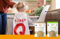 NurturMe's New Organic Quinoa Baby Cereals