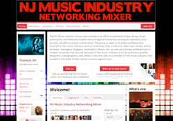 NJ Music Industry Group