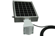 Solar Powered Explosion Proof LED Light Fixture
