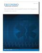 Whitepaper: Taking Bold Steps with Hospital Pricing and Cost Transparency