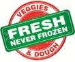 Fresh Never Frozen