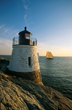 Castle Hill Light House Rhode Island Tourism