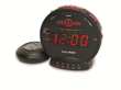 The New Sonic Bomb Extra-Loud, Vibrating Alarm Clock Ensures That Students Never Miss Another Class