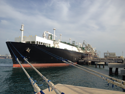 Ship to ship oil and LNG sts transfer services www.sptmts.com