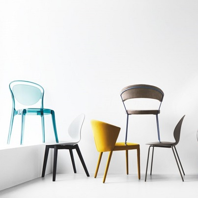 Dining Room Chair Los Angeles Calligaris