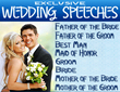 Wedding Speeches For All Review | How to Write Wonderful Speeches for...
