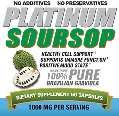 Platinum Soursop