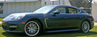 Miami Exotic Car Rentals Porsche Panamera Turbo