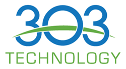 303 Technology Logo