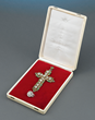 Diamond Cross and Ring Belonging to Pope Paul VI for Sale at M.S. Rau Antiques