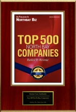 Senior Care Authority, Top North Bay Companies