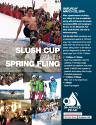 Spring Fling and Slush Cup
