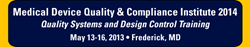 Medical Device Quality Compliance Institute