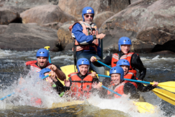 Whitewater Rafting Packages The Georgian Resort