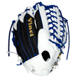 Vinci PJVM Baseball Glove - White and Black Trim