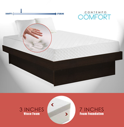 Visco Foam Mattress