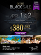 Super Saving $380 per couple per night
