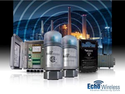 ARA's Echo® Wireless Vibration  Monitoring System provides industrial facility personnel with insight into the operational health of industrial machinery