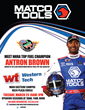 Antron Brown and MATCO Tools Dragster to Visit Students as Western...