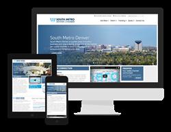 Denver Marketing Company - Web Design - S Metro Denver Chamber