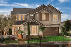 McCaffrey Homes Jadestone Plan The Gallery in Clovis new home home community Clovis, CA