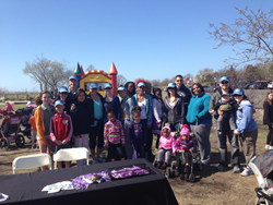 March for Dimes walk
