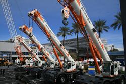 Zoomlion RT Cranes