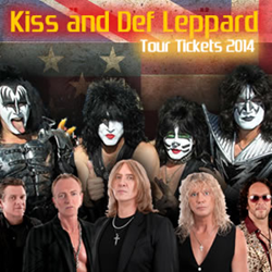 Kiss And Def Leppard Concert Tickets