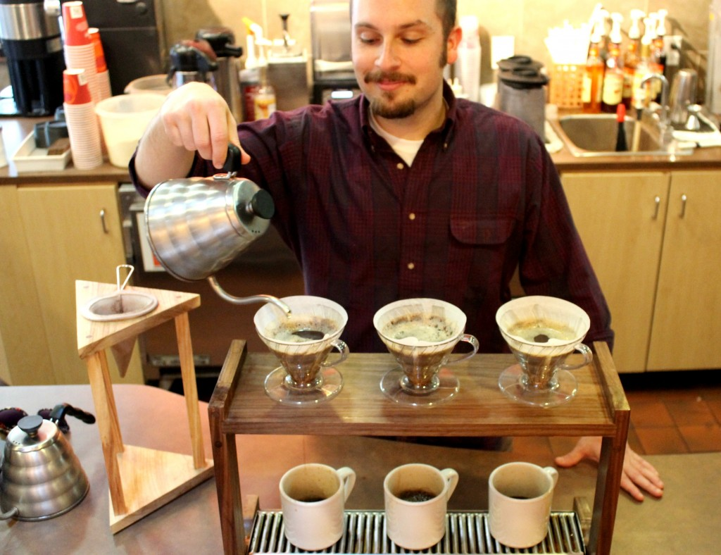Crimson Cup Brings Hand Brewed Coffee Home With Expanded