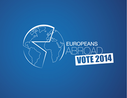 Europeans Abroad Vote 2014
