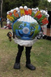 Big Mama Earth will be at EarthFair for photo opportunities and to help children learn how to value and conserve natural resources.
