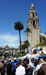 50,000 to 60,000 eco-interested citizens visit San Diego's Balboa Park each year to celebrate EarthFair and learn about sustainable products, services and initiatives that save them money.
