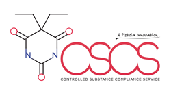 The Pistoia Alliance's Controlled Substances Compliance Service Expert Community Project.
