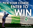 Swing By Swing and Back9Network Sweepstakes Will Send Winners on Four...