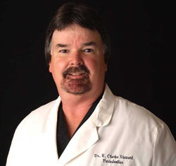 Dr. R. Clark Stewart is a periodontist in Jackson, MS