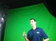 Matt Foster, Uniweld's Spokesperson demonstrates the functions of the EZ Turn™ Anti-Blowback Hose