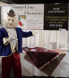 Santa Cruz Rug Cleaners at The Santa Cruz Business Fair