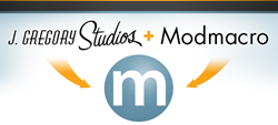J. Gregory Studios Joins Modmacro