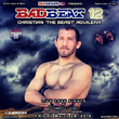 "Christian ""The Beast"" Aguilera Returns for Another BAMMA Badbeat Event"
