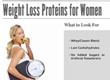 Best Protein Powder for Women and Weight Loss Review Revealed by...