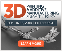 The 3D Printing and Additive Manufacturing Summit