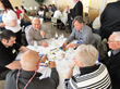 """""""Date to Innovate"""" luncheon entailed several engaging activities, even a LEGO-building challenge to foster collaboration and innovation"""