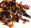 Big Chill: hibiscus mint tea