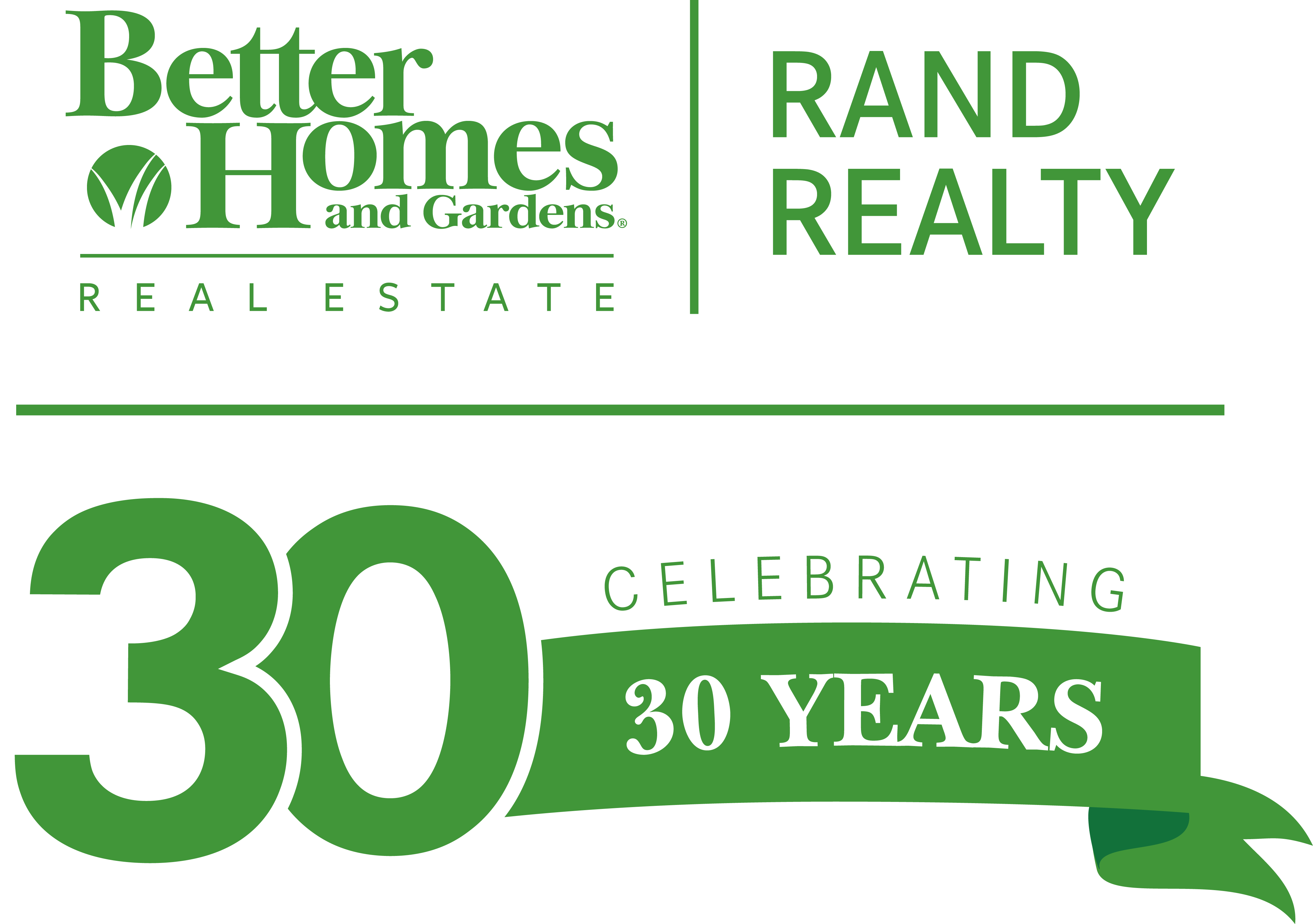 Better homes and gardens rand realty honored with brand 39 s Homes and gardens logo