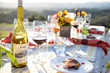 Jordan Winery to Host Hilltop Dinners in the Vineyard