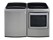 LG Front-Control Top-Load Washer