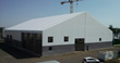 TFS,fabric building, fabric structure, waste facility, recycling center building