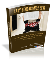 Easy Hemorrhoids Cure by Barbara Harris Can Help Users Cure Hemorrhoids Naturally