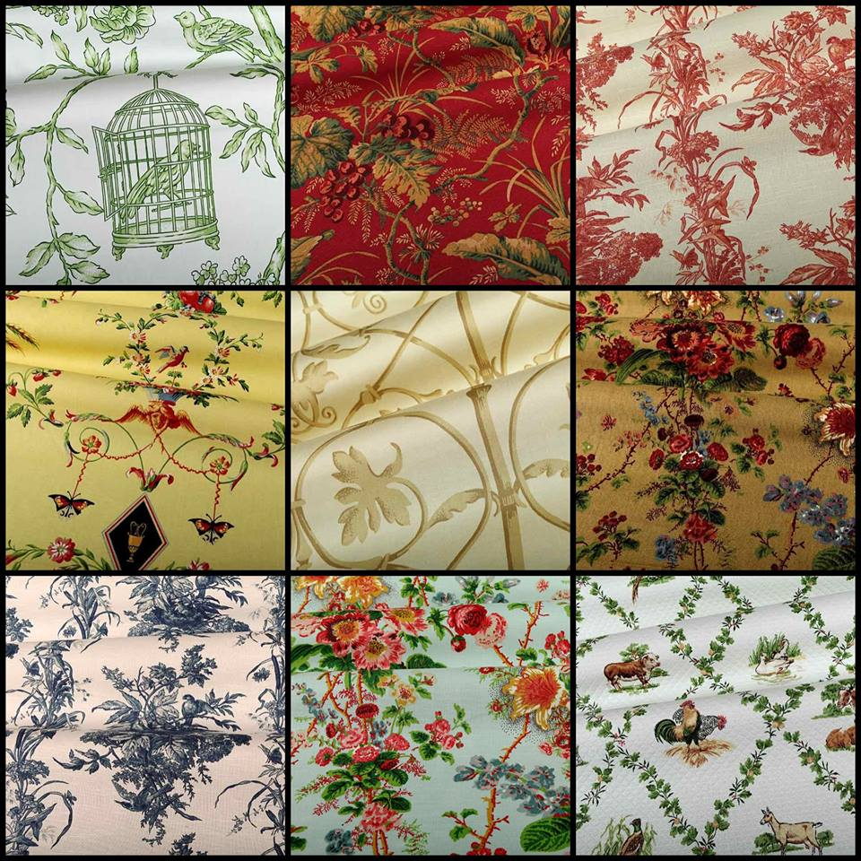 FabricSeen's Limited Time Offer on Discount Interior Design Fabrics in  Traditional Motifs is Only Available thru May 31, 2014; All fabrics $20 Per  Yard, ...
