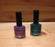 """Eiffel Pretty"" and ""Lost and Found"" from the ""InternatioNail Tour"" Collection"